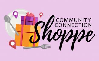 Visit the Community Connection Shoppe