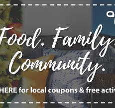 Food. Family. Community.